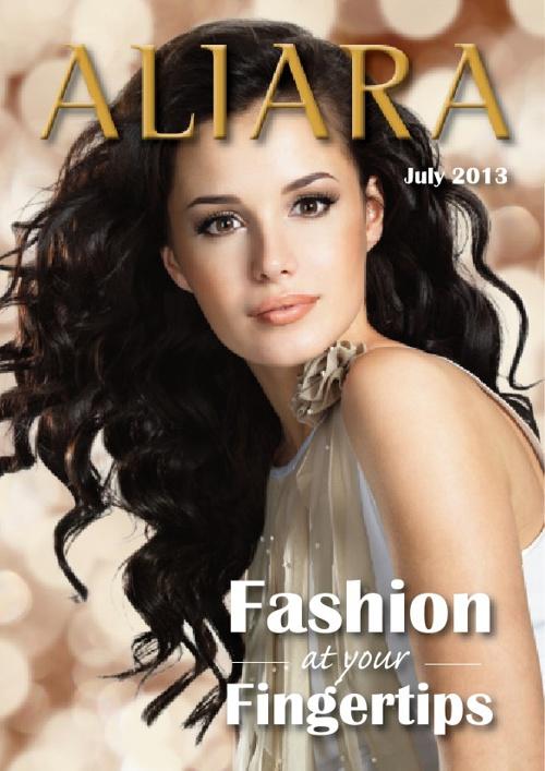 ALIARA July Catalogue - 21013