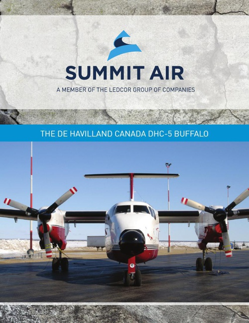 SUMMIT AIR - De Havilland Canada DHC-5 Buffalo