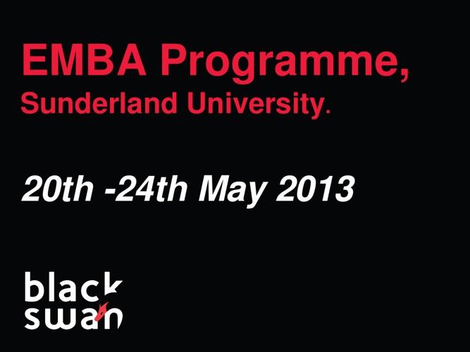 EMBA Programme