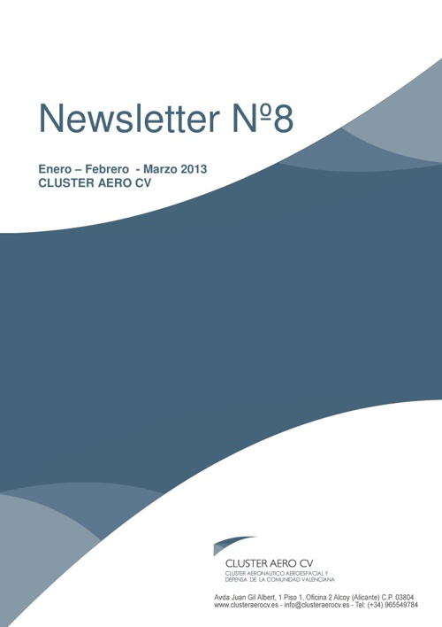 Newsletter nº 8