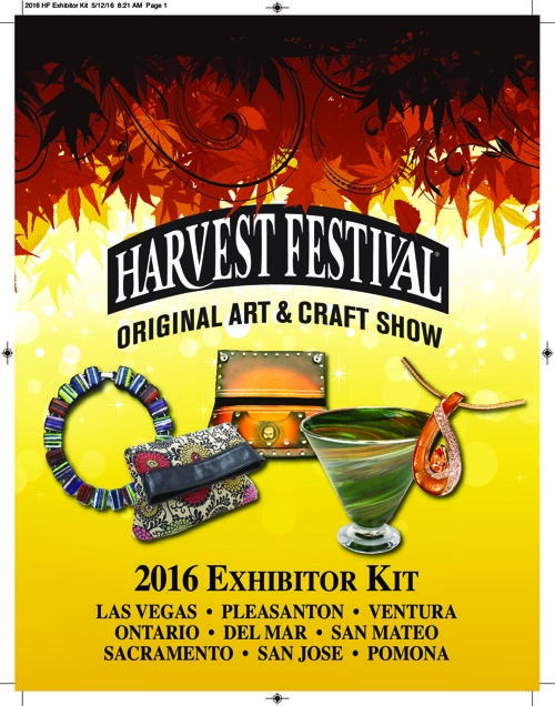 2016 HF Exhibitor Kit