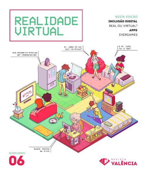 Revista Valencia 6ª Edição