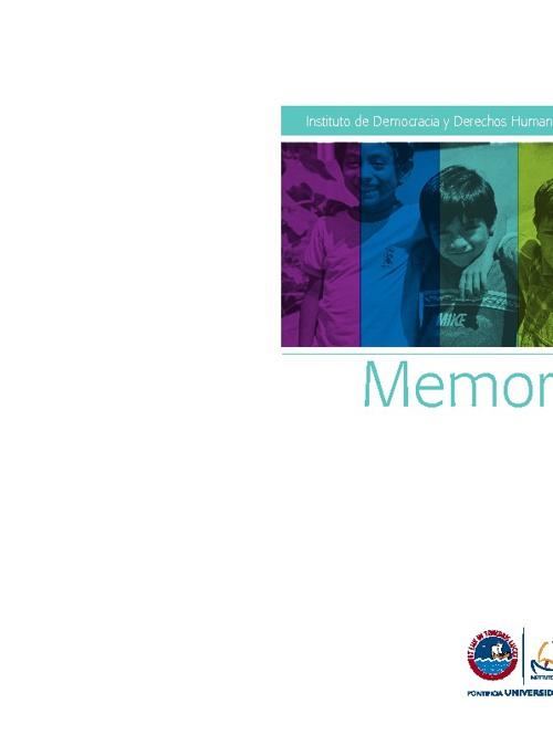 Memoria Institucional 2010