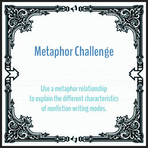 Metaphor Challenge 2017