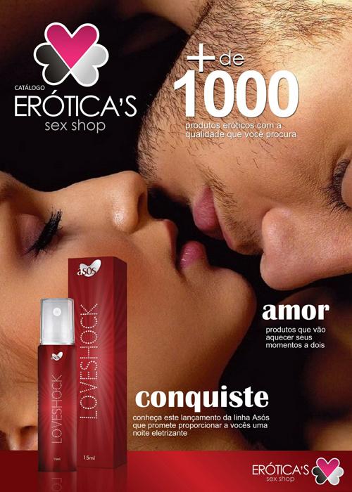 Catálogo Erótica's