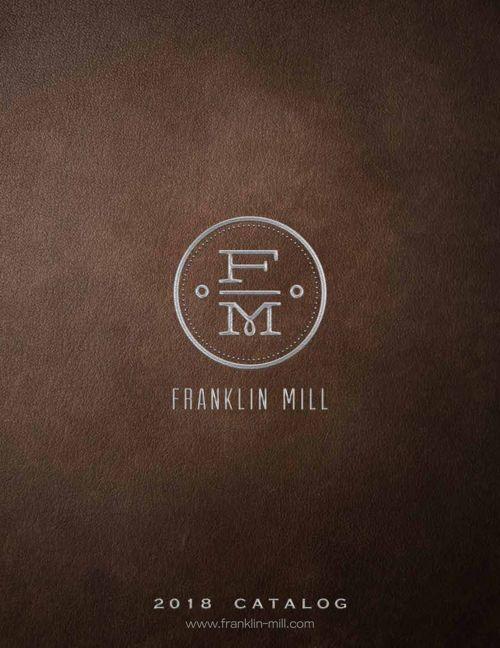 Franklin Mill Catalog 2018