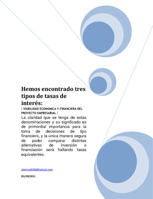New Flip 6 VIABILIDAD ECONÓMICA Y FINANCIERA DEL PROYECTO EMPRES