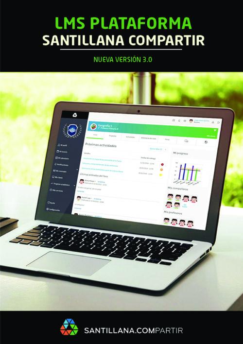 Plataforma LMS 3.0 Santillana Compartir