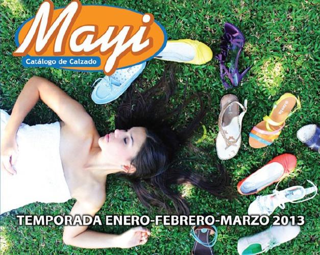 Catálogo Mayi Enero-Febrero-Marzo 2013