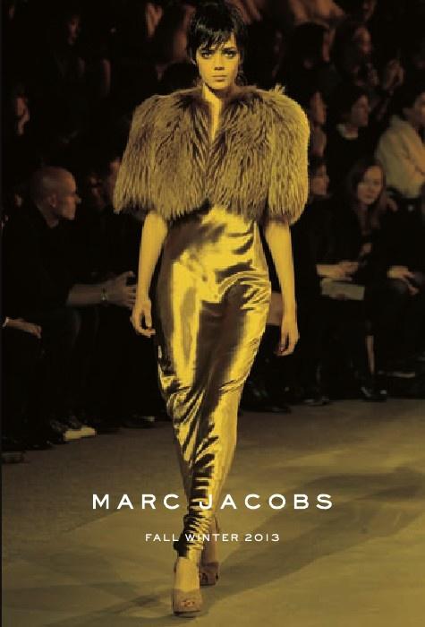 Marc Jacobs Fall 2013 Lookbook