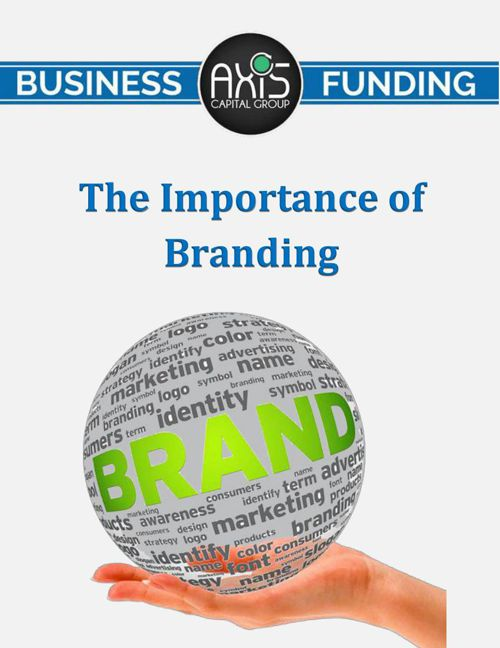 the importance of the brand name How can the answer be improved.