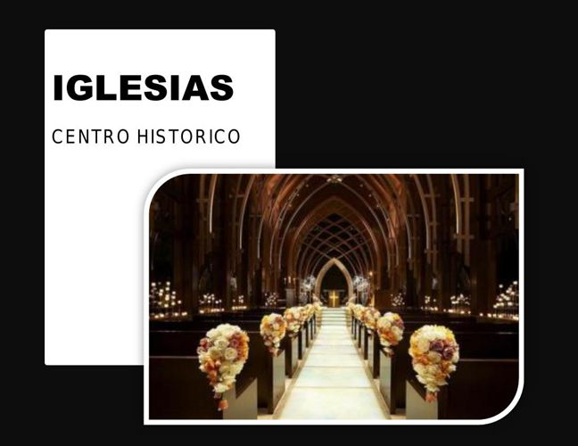 IGLESIAS CENTRO HISTORICO  8