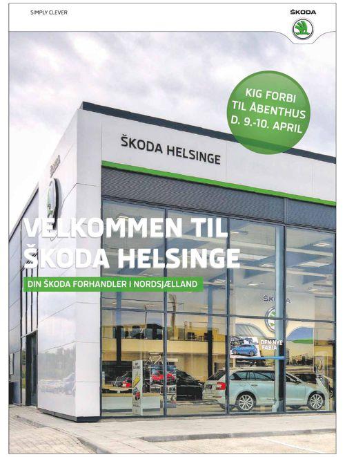 Skoda Helsinge