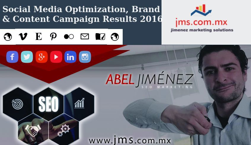 Social Media Optimization Digital Marketing Facebook Campaign JM