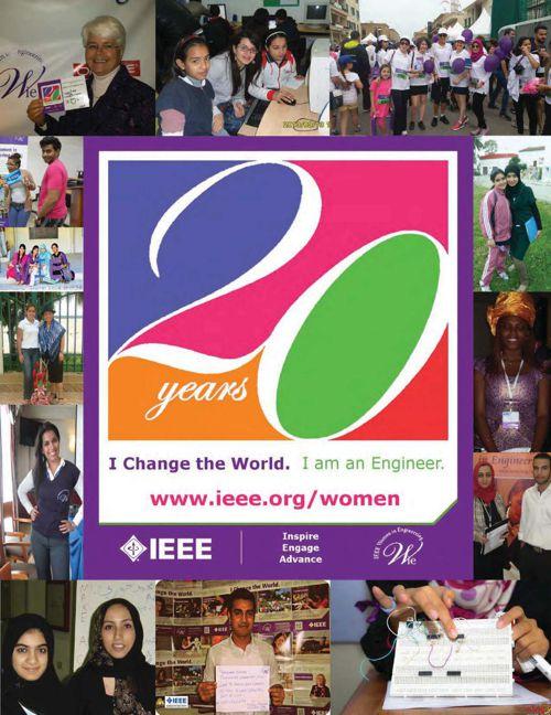 IEEE Women in Engineering 20th Anniversary Photo Ebook