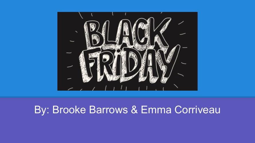 Emma & Brooke Tradition Story