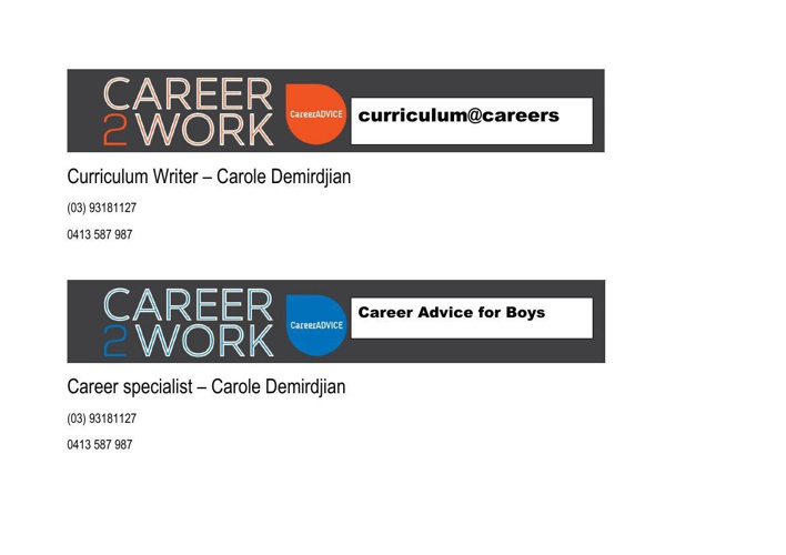 career2work