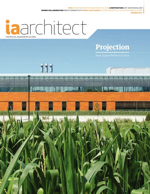 Iowa Architect Spring 2017