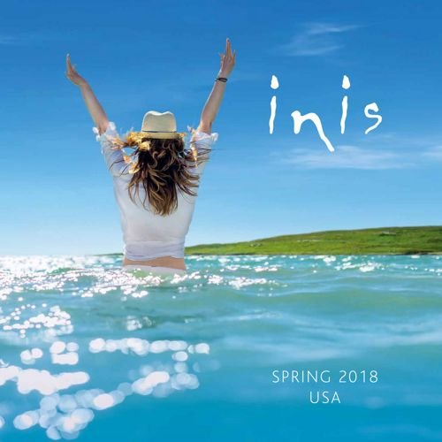 Inis Catalog USA Spring 2018