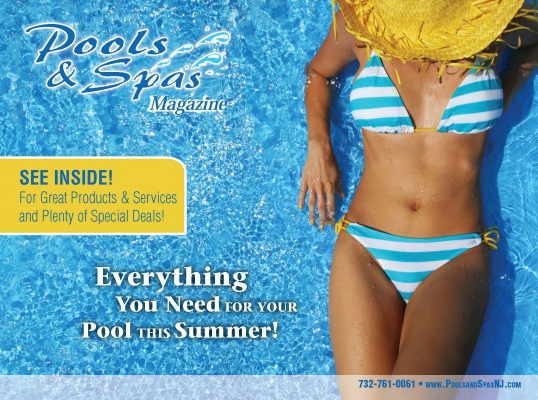 Pools and Spas Magazine 2015