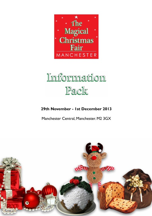 The Magical Christmas Fair - Information Pack