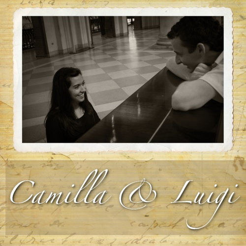 Camilla & Luigi (Guest Book)