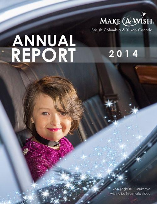 Make-A-Wish Report