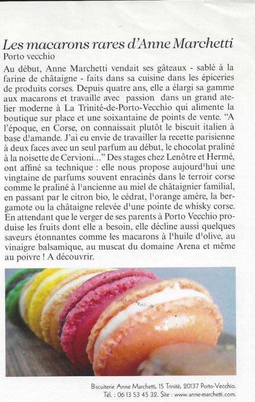Monaco madame (n°37)- Les macarons rares d'Anne Marchetti