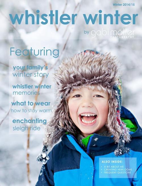 Whistler Winter Gabi Möller Photography