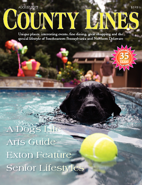 County Lines Magazine - August 2012