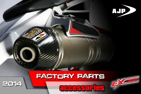 AJP special parts