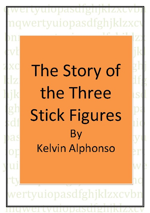 The Story of the Three little Stick figures