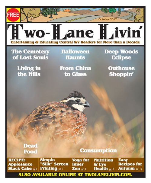 Two Lane Livin - October 2017