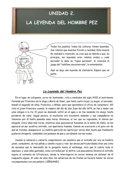Lengua 13-14. Unidad 2
