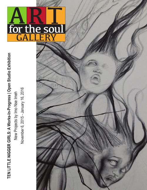 Art For the Soul Gallery Catalog Series: Artist, Imo Nse Imeh