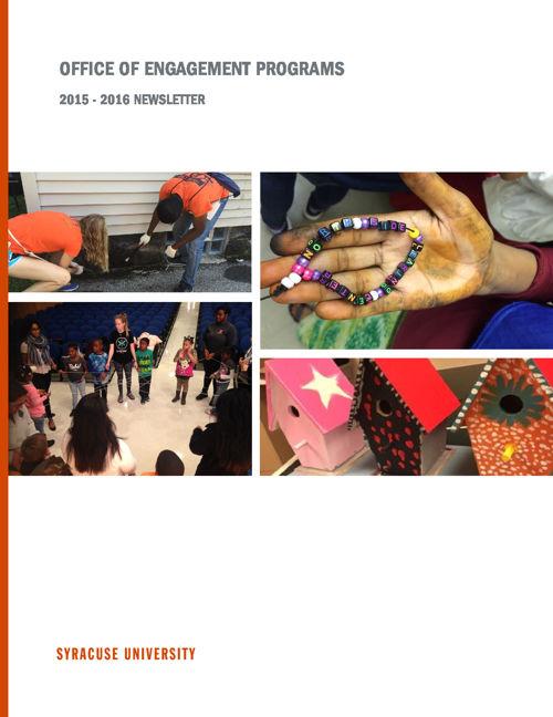 2015-2016 Office of Engagement Newsletter
