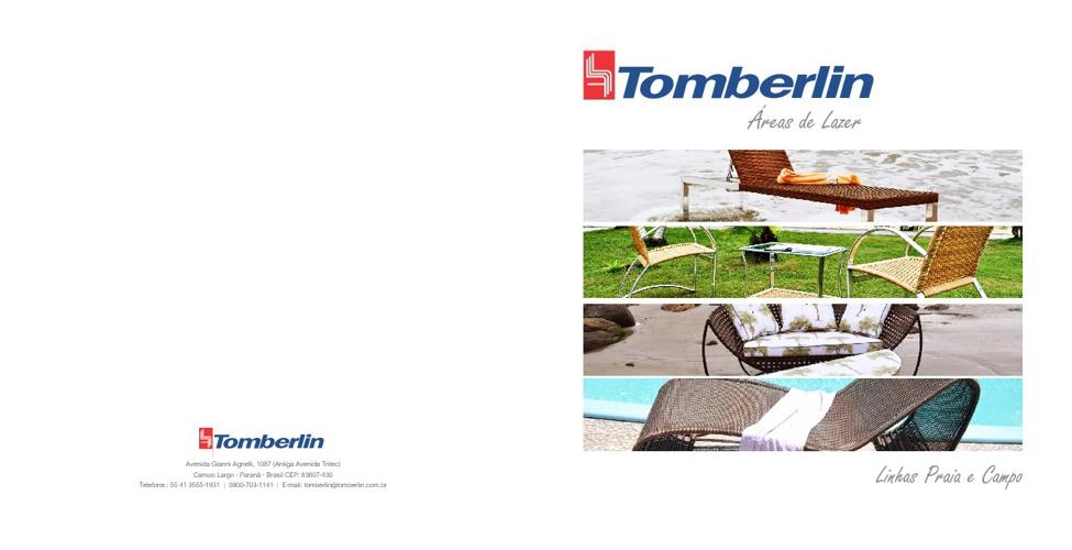TOMBERLIN - Praia e Campo