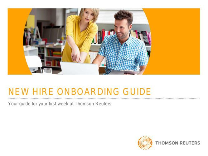 New Hire Onboarding Guide