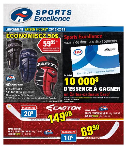 Momo Sports - Lancement Saison Hockey 2012-2013