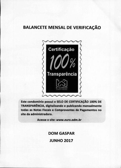 DOM GASPAR - 2017/06