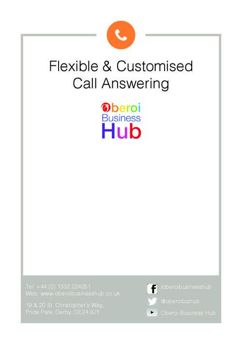 Call Answering Brochure