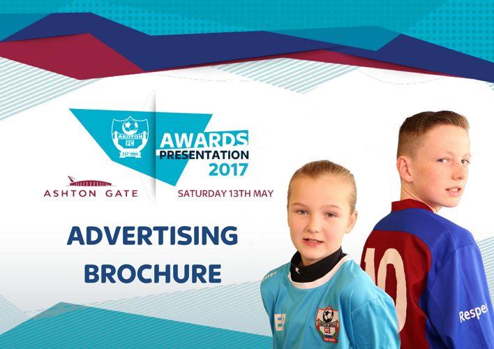 Ashton FC - Advertising Brochure