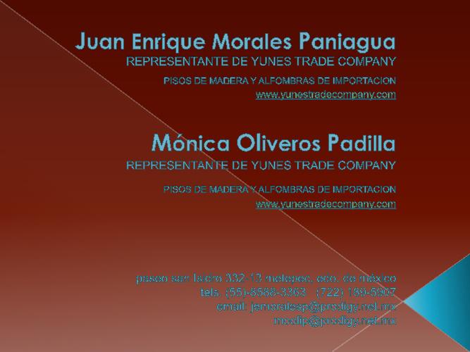 Presentación 2012