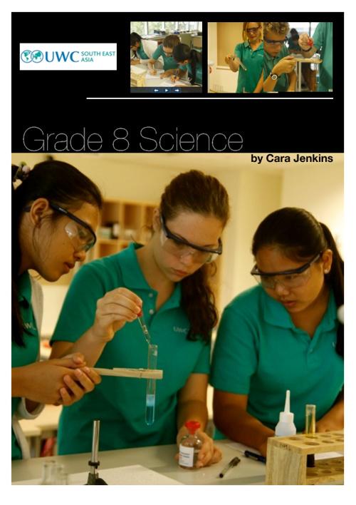 Science Unit 1 Notes Cara