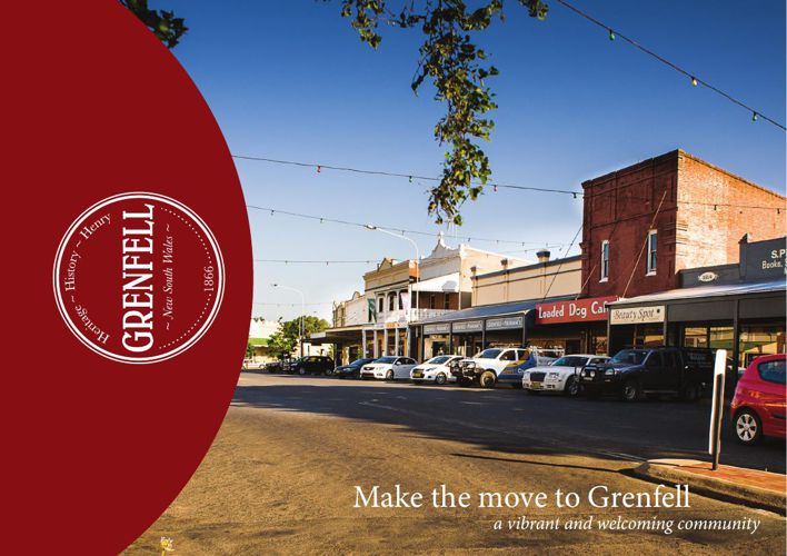 Make the move to Grenfell