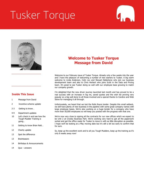 Tusker Torque Issue 9