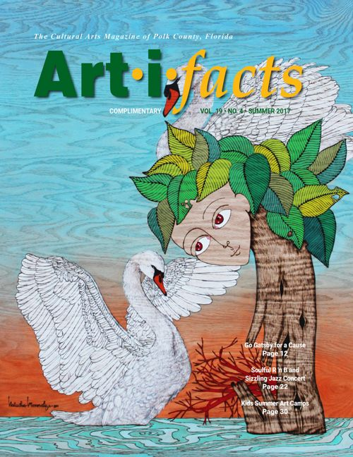 Art-i-facts Summer 2017 May-Aug