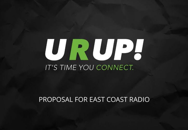 URUP values & culture proposal for EAST COAST RADIO