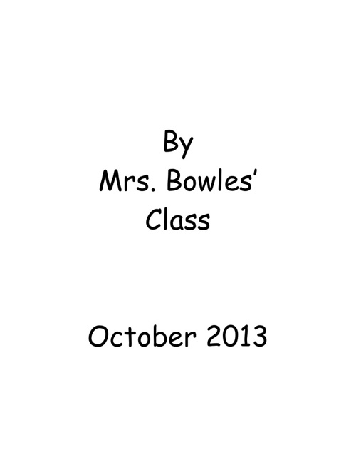 Our Scarecrow Stories