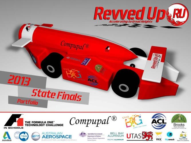 Revved Up State Finals 2013/14 Portfolio